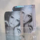 Het magnetische Frame van de Foto van de Transparantie van het Ontwerp Acryl