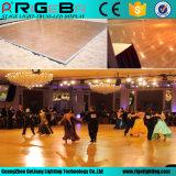 Heißer Verkauf neuestes preiswertes bewegliches hölzernes Dance Floor