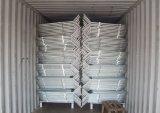 Barrière temporaire de barrière de métal / trafic de 1,1 mètre 2 m