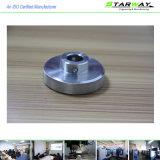 Qualität CNC-maschinell bearbeitenanteile an rostfreiem und Aluminiummaterial