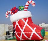 Regalos inflable gigante Decoración de Navidad / Navidad inflable