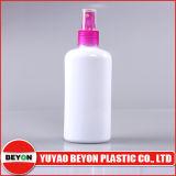 белая пластичная косметическая бутылка брызга 8oz (ZY01-A006)