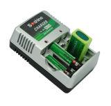 Ni-MH батарейки типа AAA AA 9V компактное зарядное устройство для аккумулятора (SC-Z23)