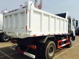 Sinotruk 4X2 HOWO mini ruedas del carro de volquete de 5 toneladas 6