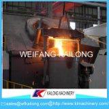 鋳造の鋳物場のための熱い金属の注ぐひしゃく