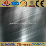 Revestimento dourado Titanium 201 da linha fina chapa de aço 304 316 inoxidável