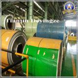 321 347 bobina laminata a freddo della superficie dell'acciaio inossidabile 2b