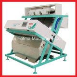 Sorterende Machine van de Kleur van de hoge snelheid de Multifunctionele, de Sorteerder van de Kleur van de Rijst CCD