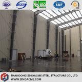 Estructura de acero de gran altura Sinoacme Taller de procesamiento