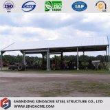 Almacén de acero de la construcción para el equipo de la agricultura del almacenaje
