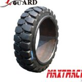 Press-on Solid Tires for Forklift22X8X16