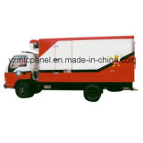 FRP Refrigerated Truck Body für Fresh Vegetables