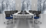 Uispairの現代高品質MFCのボードの参謀本部ワークステーションオフィス用家具