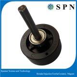 Núcleo plástico da injeção do ímã da ferrite permanente/ferrite para o motor de BLDC