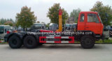 Крен рукоятки тяги в 18 метров высокого качества 18 t 6X4 кубический с тележки отброса