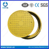 Water Meter Valve Fibre Resin Manhole Cover with Frame