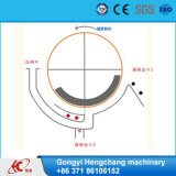 Высокая емкость серии CT Rotary Магнитный барабан машины