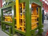 Automatische hydraulische Conceret Ziegelstein-Maschine Menge-8-15
