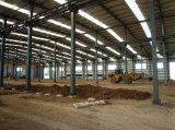 Estructura de acero de /Workshop del almacén prefabricado