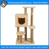 Umweltfreundlicher Merkmals-und Katze-Anwendungs-Katze-Baum modern