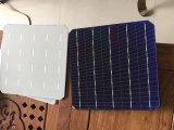 5bb 156*156mm una mono pila solare del grado
