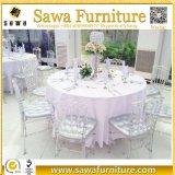 판매를 위한 명확한 수지 나폴레옹 Tiffany 결혼식 의자