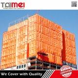 Construção de isolados de PE Tarp Cobertores de cura de concreto