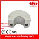 CNC Draaiend Verlaten Deel van de Klem van de As van het Aluminium