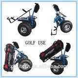 Preiswerter Rad-Golf-Roller der Sport-Golf-Karren-2 mit doppelten Batterien