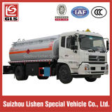 Alta qualidade 4X2 Dongfeng 12000L Oil Tank Truck