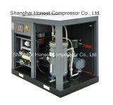 La industria eléctrica estacionaria impulsada directa del compresor de aire de tornillo rotativo
