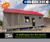 가벼운 강철 구조물 모듈 조립식 별장 집