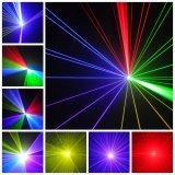 лазерный луч этапа одушевленност 1W RGB 10kpss Ilda для KTV/Clubs/Party