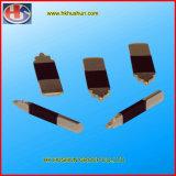 Вся штепсельная вилка стандарта прикалывает стержни электрической штепсельной вилки (HS-BS-09)
