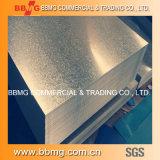 0.18mm chauds/ont laminé à froid chaud de matériau de construction plongé galvanisé ASTM ridé enduit/par couleur enduit PPGI couvrant le métal de tôle d'acier