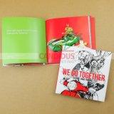 Servicio personalizado de impresión offset de tapa dura a los niños la impresión de libros baratos libro de fotografías Libro Coffeetable