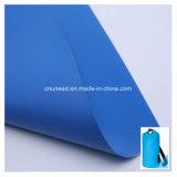 tela del bolso del PVC de la alta calidad 600d/la bolsa de plástico revestida/bolso impermeable