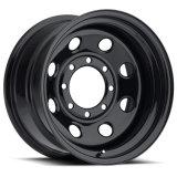 (8-165.1) 8 bordes de acero suaves de la rueda 16X8