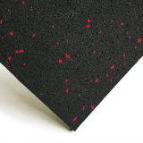 Прочного EPDM резинового валика коврик спортзал резиновый пол (S-9001)