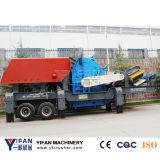 Tipo de máquina de reciclaje de residuos Constructure móvil