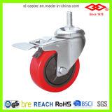 roue à usage moyen de chasse d'unité centrale de plaque fixe de 125mm (D120-36E125X32)