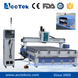 Macchina del router dell'incisione di CNC di alta precisione 3D 3axis per falegnameria
