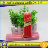 Aoyin 14Gの赤い蝋燭カラー蝋燭または中東市場にかぎつけられて