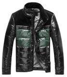 暖かい冬のジャケットにパッドを入れる方法防水ウインドブレイカー