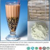Pó de leite com enchimento de gordura instantâneo com pacote de cachecol