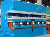 Máquina de goma de la correa de goma del vulcanizador de la prensa hidráulica de la máquina