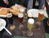 ホテルまたはビールプラントのビールレシートテストのための経済的な試験ビール醸造システム