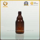 330ml personnalisés Stubby bière ambrée bouteille avec haut de la Couronne (502)