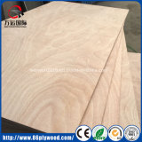 Vidoeiro de Okoume/UV/madeira compensada interior comercial estratificada mobília da melamina