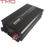 2kVA Inverter 2000W 12V 24V 48V Gleichstrom Sinus-Wellen-Sonnenenergie-Inverter Wechselstrom-110V 220V zum reinen